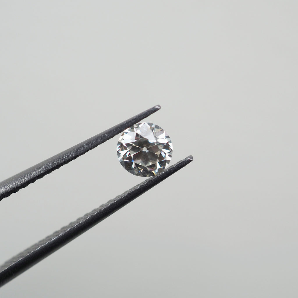 0.37ct White Reclaimed Diamond