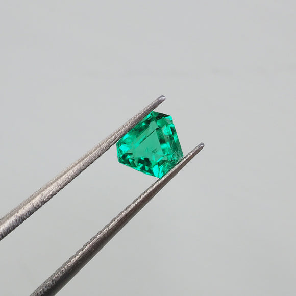 0.53ct Green Colombia Emerald