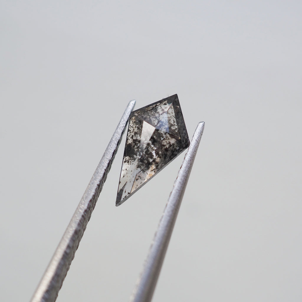 0.47ct Salt & Pepper Diamond