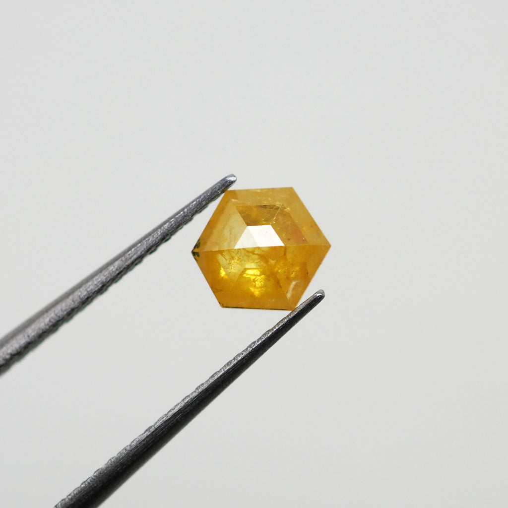 0.48ct Yellow Diamond