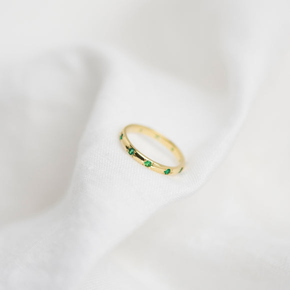 Stella Eternity Ring