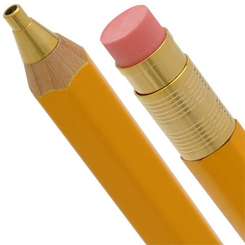 OHTO - Portaminas 2mm - Wooden Pencil - Verde