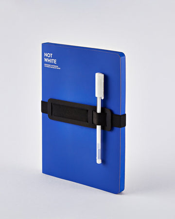 Notebook Not White L Light  - Blue
