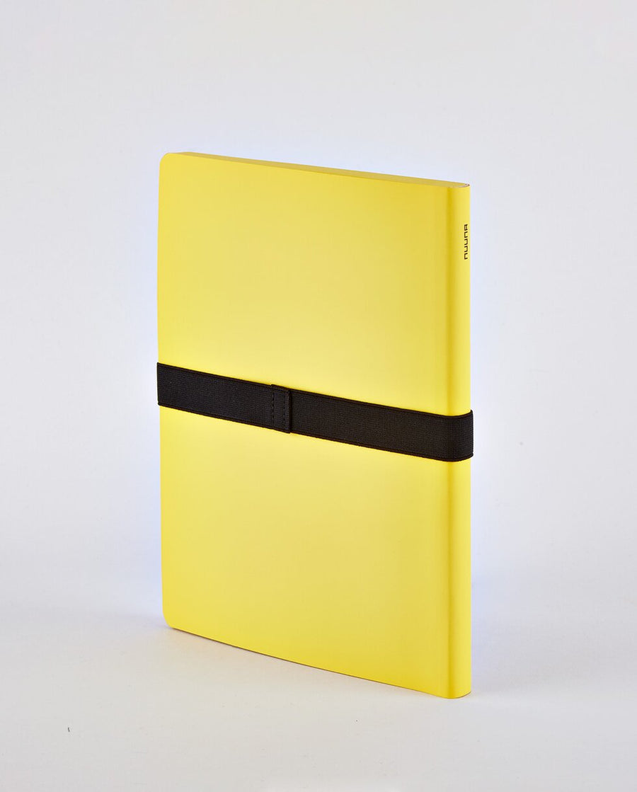 Notebook Not White L Light  - Yellow