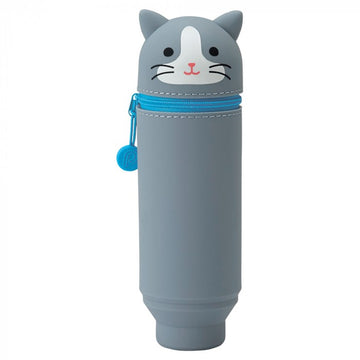 Lihit Lab Smart Fit Punilabo Stand - Gato Gris