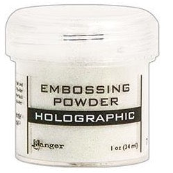 Polvo para Embossing - Holographic