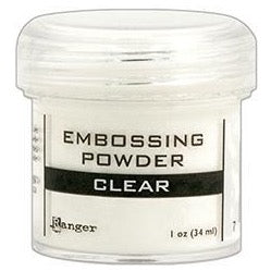 Polvo para Embossing - Clear