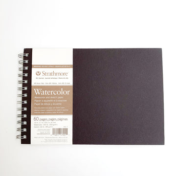 Strathmore Watercolor Art Journal