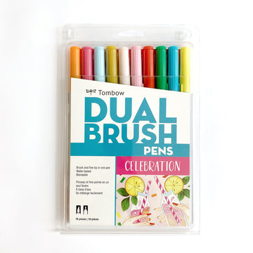 Tombow Dual Brush - Celebration