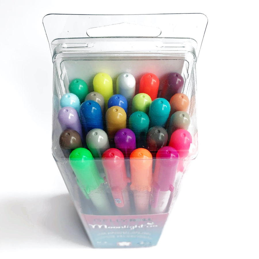 Gelly Roll Moonlight 0.6 - Set de 25
