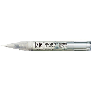 Zig Cartoonist Ultra Fine White Brushpen