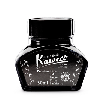 Tinta en botella 30mL Kaweco - Black Pearl