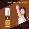 Long Lasting Quick Efficient Herbal Armpit Body Odor Sweat Smell Removal Lotion