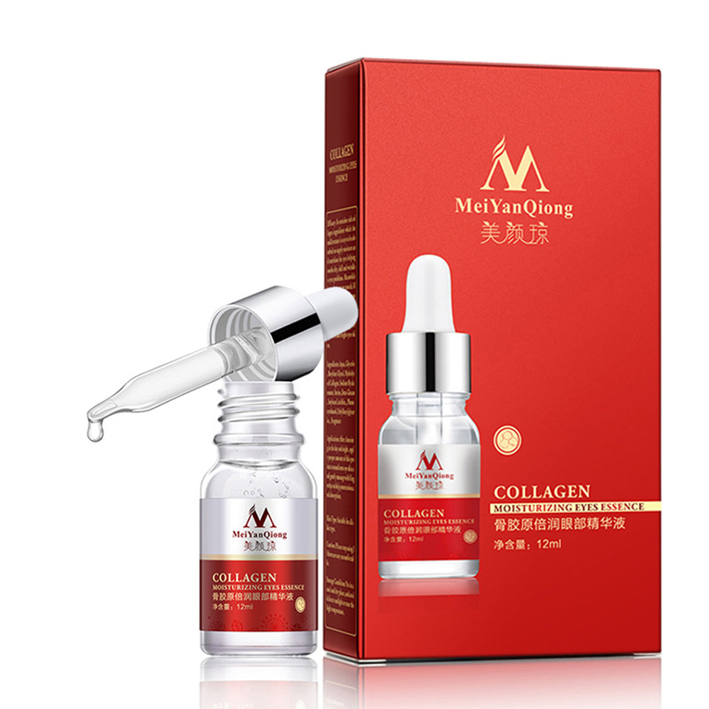 Effective Eye Essence Face Anti Aging Moisturizing Collagen Intensive Skin Care