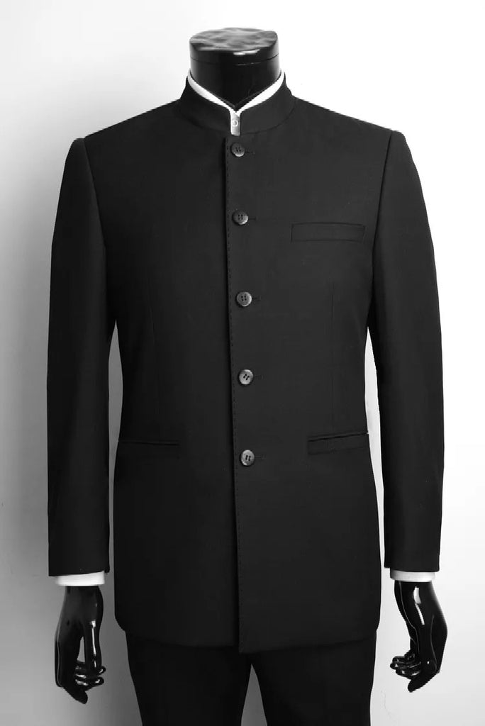 Men's Coat  Chinese Tunic Suit Fashion City