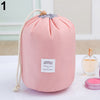 Cosmetic Jewelry Organizer Wash Toiletry Makeup Travel Drawstring Storage Bag Case