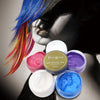 Hair Wax Hair Pomades Modeling Pomade Natural Hairstyle Styling Cream 5 Colors