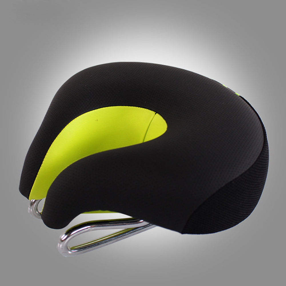 MTB Road Mountain Bike Bicycle Cycling Reflective Soft Saddle Seat Cushion