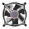 Fast Fan Air Cooling Radiator Computer Heat Dissipation CPU Cooler for 775/115X