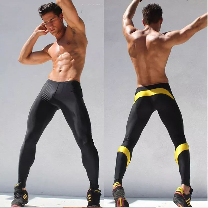 Men's Training Fitness Breathable Sports Trousers