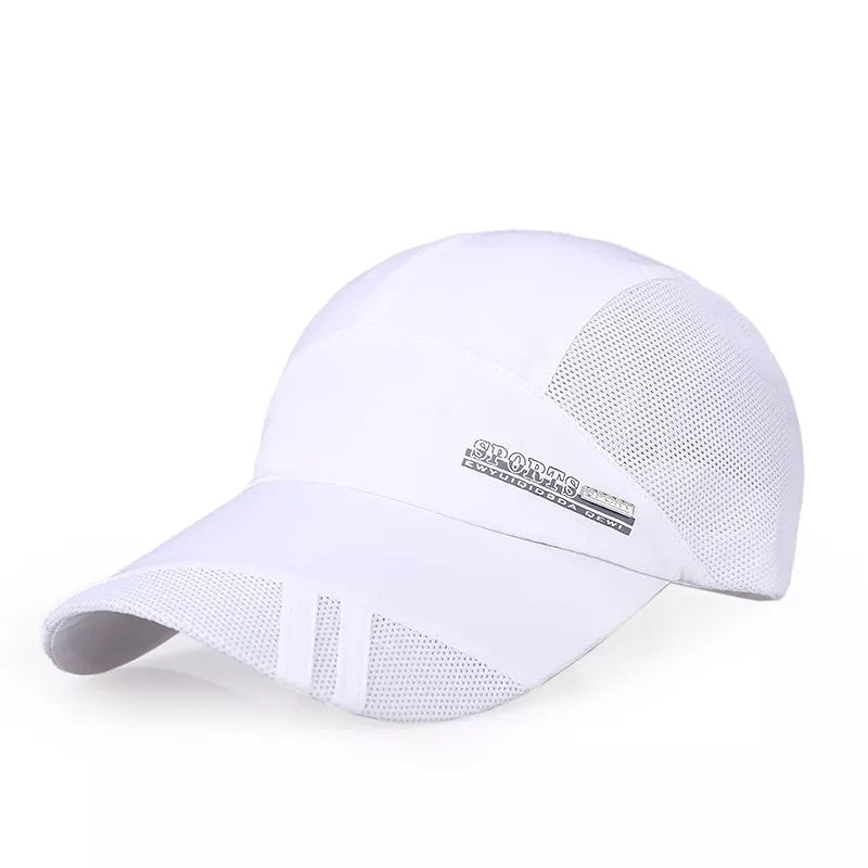Men Hat Movement Fast Dry Leisure Cap