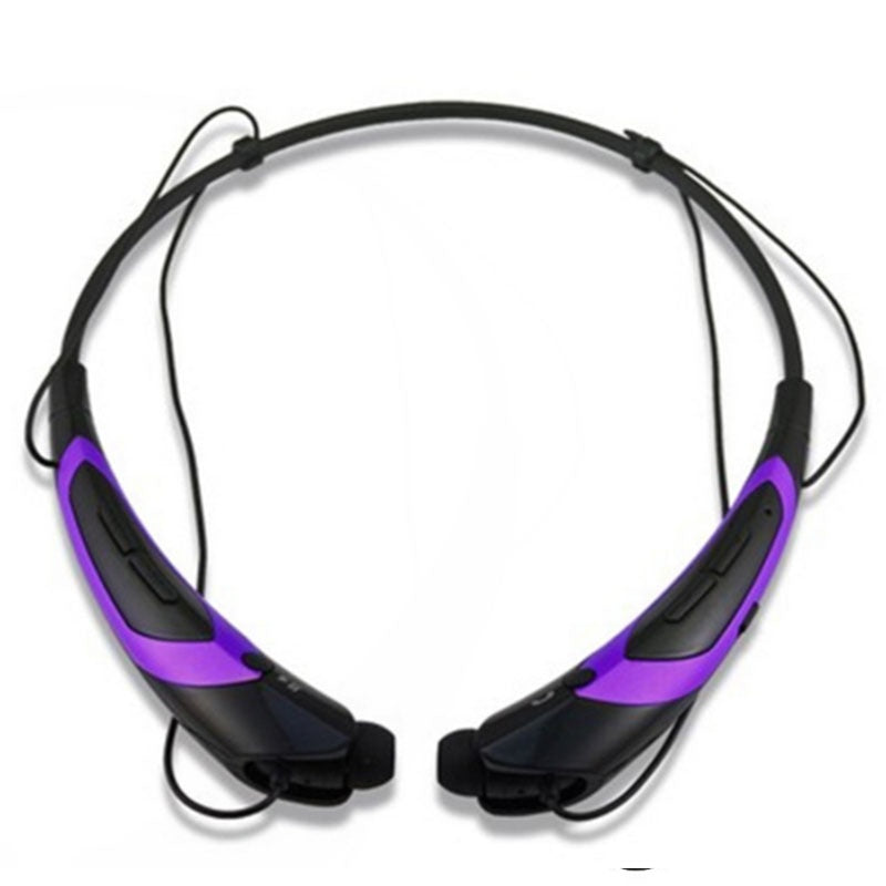 Sports Wire-controlled Magnetic Neck-mounted Hatsune Wireless Headset