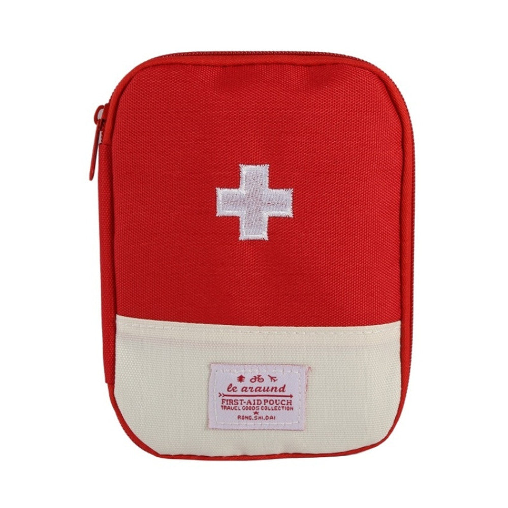Outdoor Camping Home First Aid Emergency Medical Kit Survival Bag