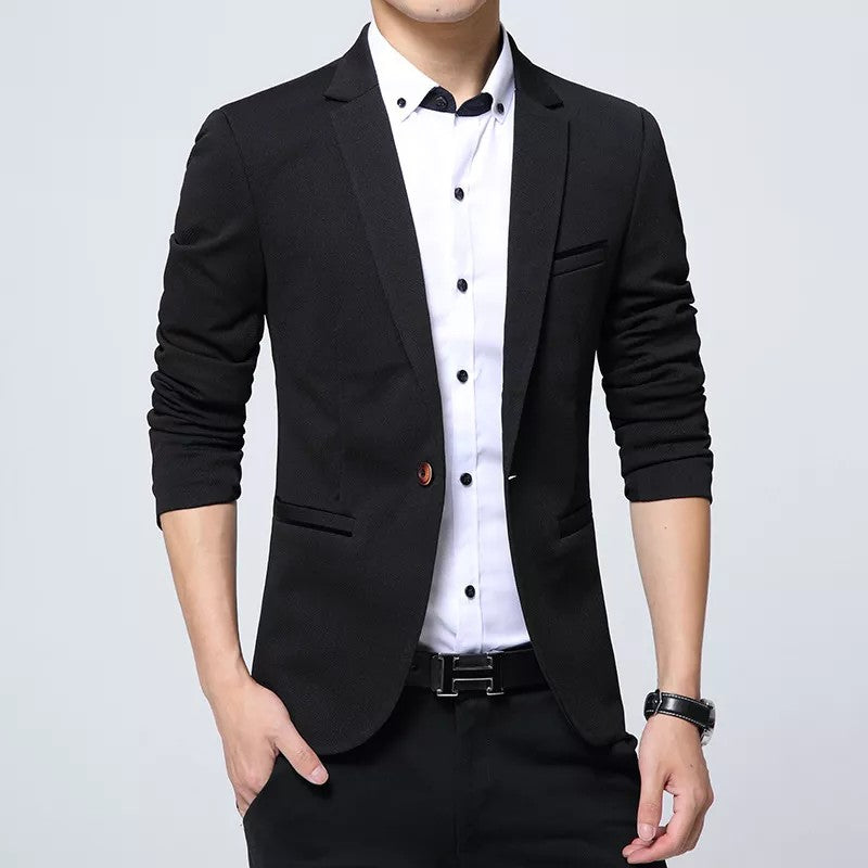 Men's Leisure Long Sleeve Clothes