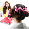 10 Pieces Bendy Twist Curler Maker Soft Foam Hair Roller Rods Hair Rollers Tools