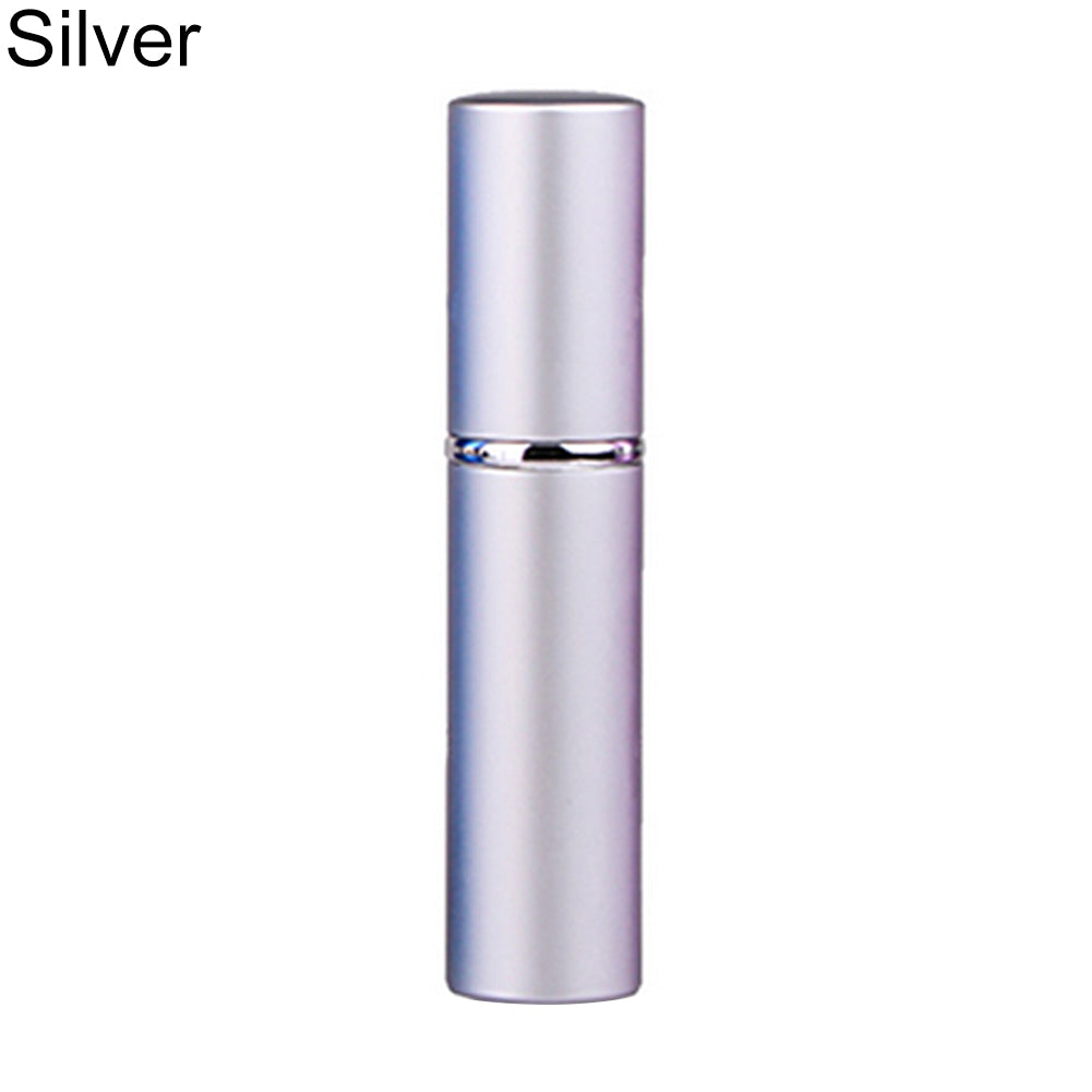 5ml Travel Accessory Portable Refillable Perfume Atomizer Empty Spray Bottle