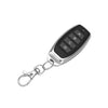 Universal 4 Buttons Electric Garage Gate Door Wireless Remote Control Keychain