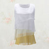 New Women  Shirt  Sleeveless Tops - SultanBox