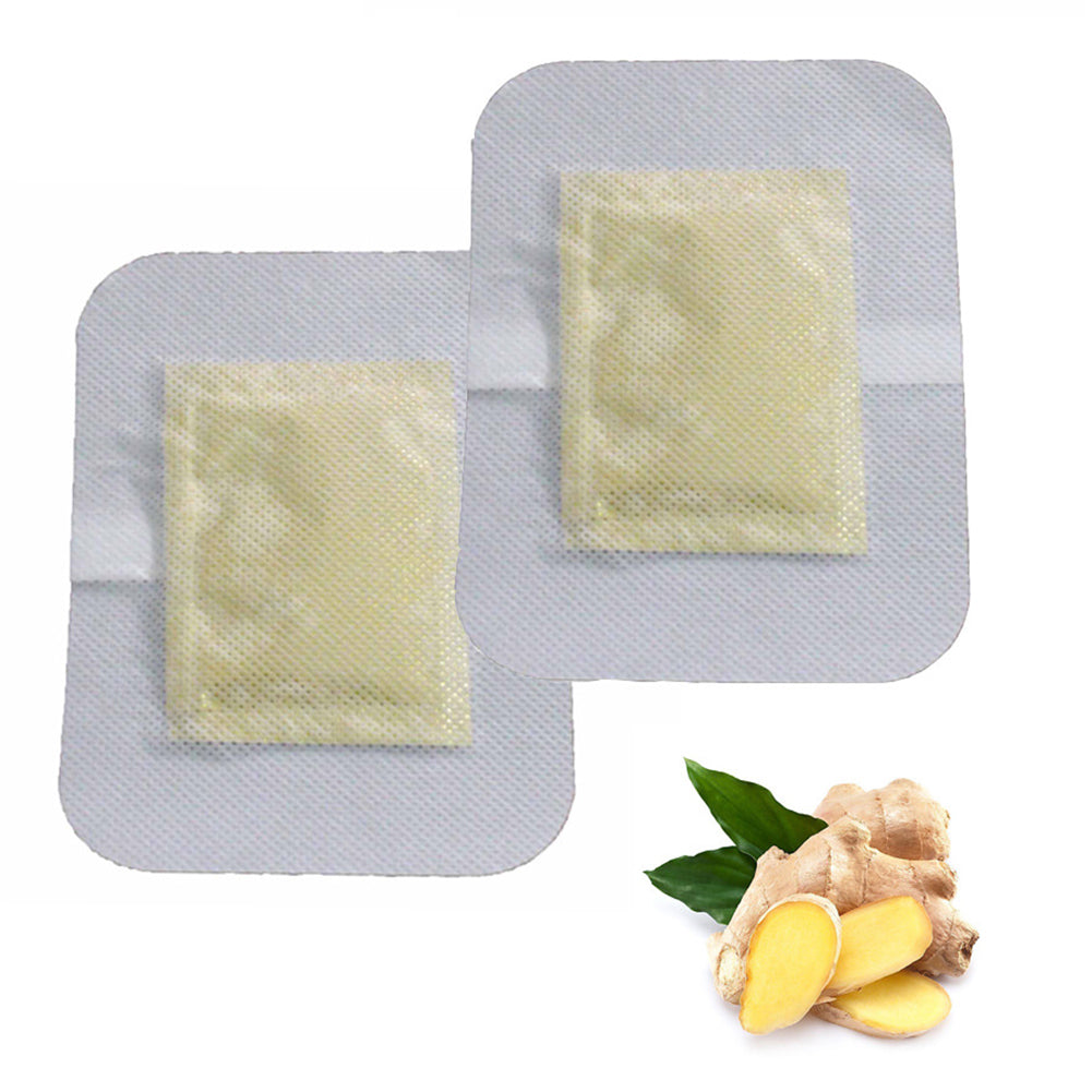 Ginger Scented Pain Relief Foot Relieve Tired Patch Adhesive Pad Health Care