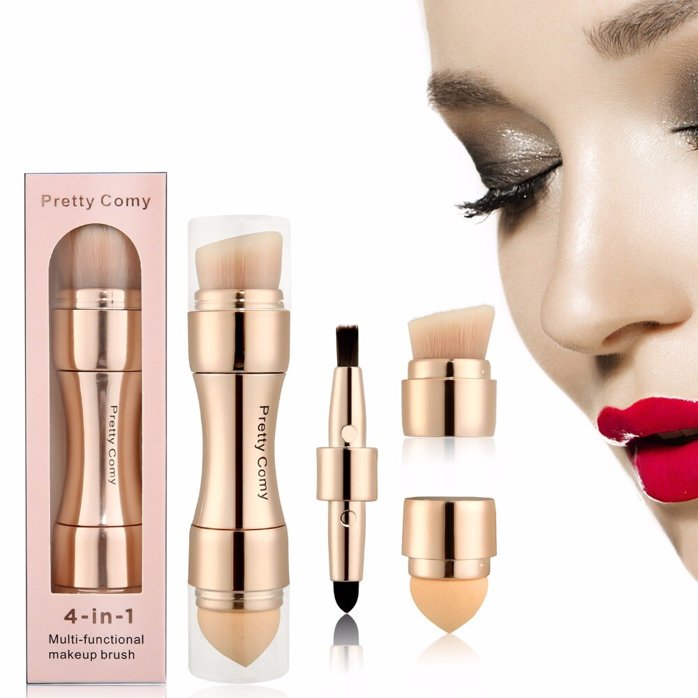 4 in 1 Make Up Brush - SultanBox