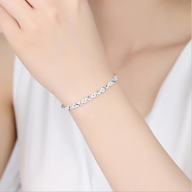 Excellent Design Silver Bracelets For Women - SultanBox
