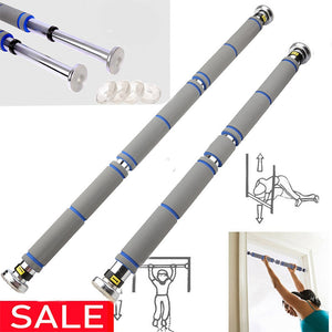 Adjustable Door Horizontal Workout Bar - SultanBox