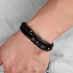 New Genuine Leather Luxury Bracelets - SultanBox