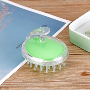 Silicone Hair Scalp Massager Brush - SultanBox