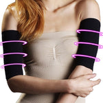 1Pair Arm/ 1Pair Leg Calorie Off Fat Buster Slimmer Wrap Sleeves - SultanBox