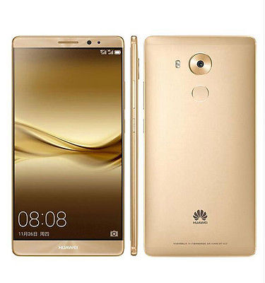 Original Huawei Mate 8 4G LTE Cell Phone 3GB RAM 32GB ROM Kirin 950 Octa Core Android 6.0 inch 16.0MP