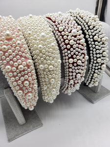 Pearl Fashion Headband