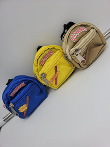 Mini backwood backpack keychains