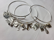Load image into Gallery viewer, Baking Charm Bracelet