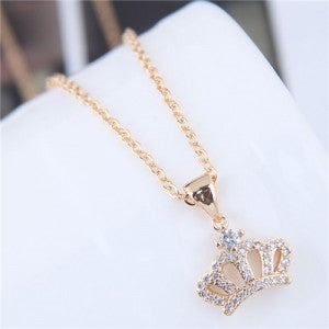 Crown Chain Necklace