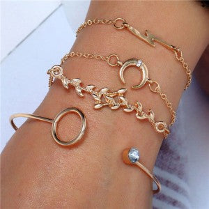 Flash Fashion Bracelet Set