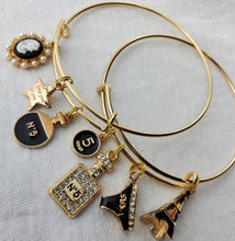 Load image into Gallery viewer, Beautiful Custom Charm Bracelets (Paris)