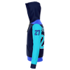 CLASSIC SERIES HOODIE (ALL BLUE)