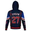 CLASSIC SERIES HOODIE (BLUE/ PATRIOT STAR)