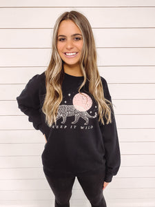 Keep It Wild Sweatshirt