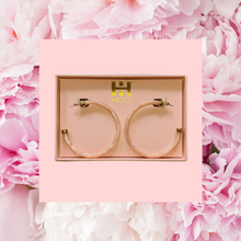Load image into Gallery viewer, Hoo Hoops - Pearl Pink